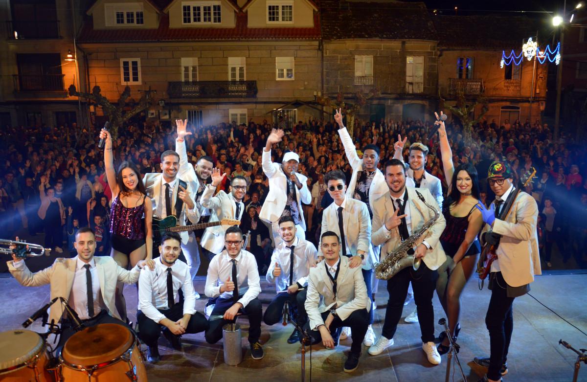 Johnny Maquinaria, que ya prepara su nueva gira por Galicia, se presenta en Tenerife