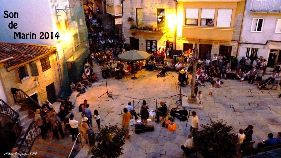 Son de Marín: A arte de levar a música a cada recuncho da vila
