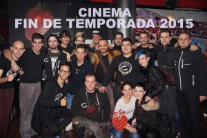 CINEMA FIN TEMPORADA