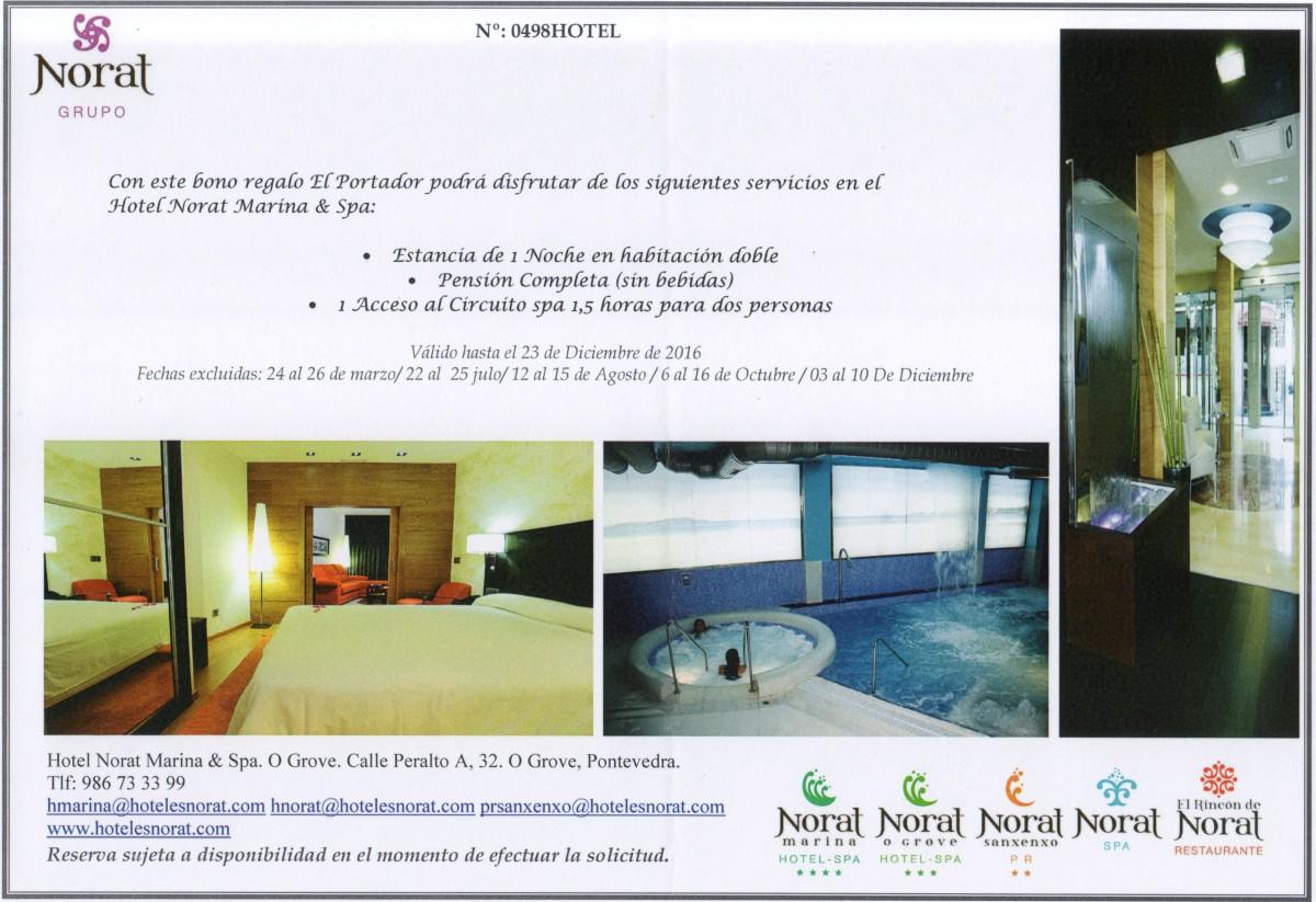 El mejor regalo para el Día de la Madre: Hotel Norat Marina&Spa. Consíguelo aquí