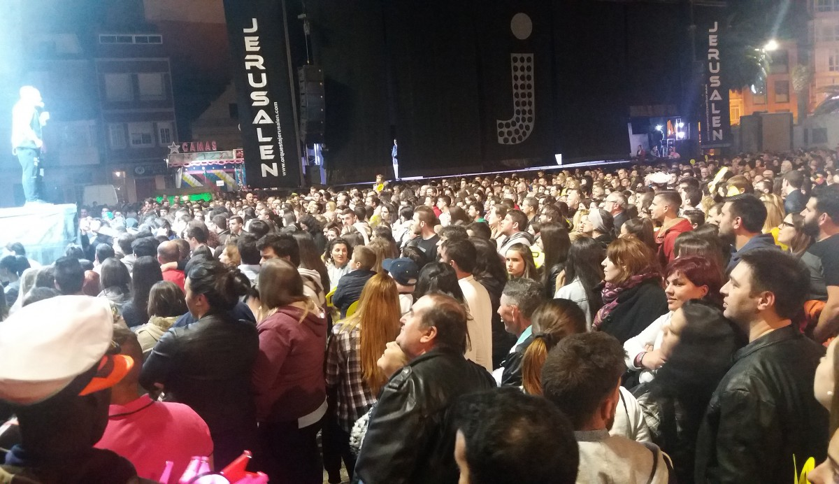 Cantodarea reúne a Panorama, El Combo, Los Satélites, Tekila, Palladium, La Oca, Samba y D'Moda