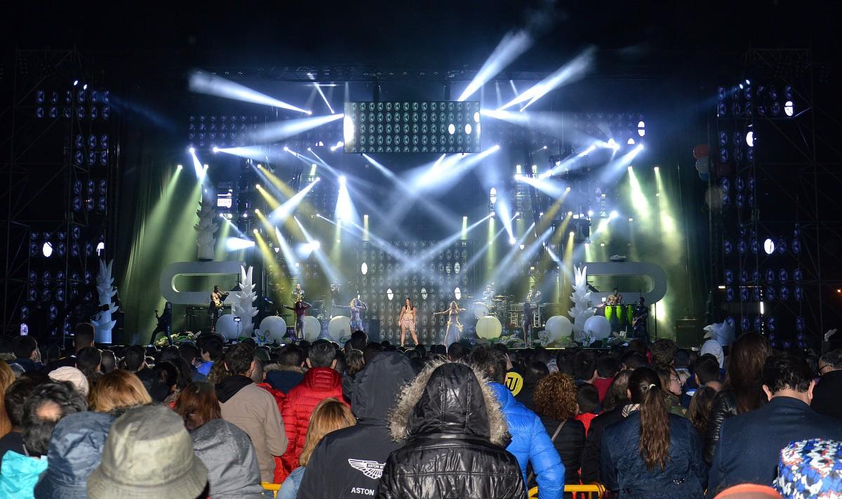 Panorama, en una nueva exhibición, se lleva la palma en León reuniendo a 15.000 personas