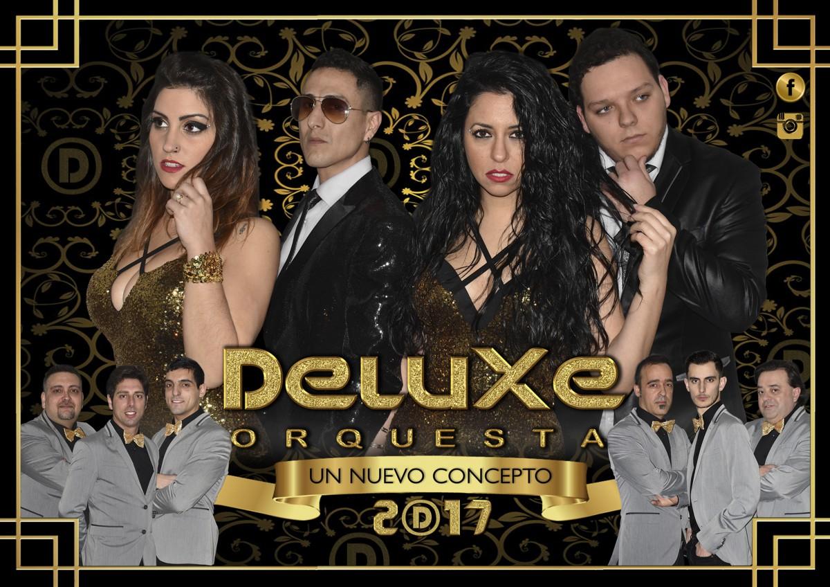 Orquesta Deluxe, elegancia y calidad en un nuevo concepto de hacer música de baile