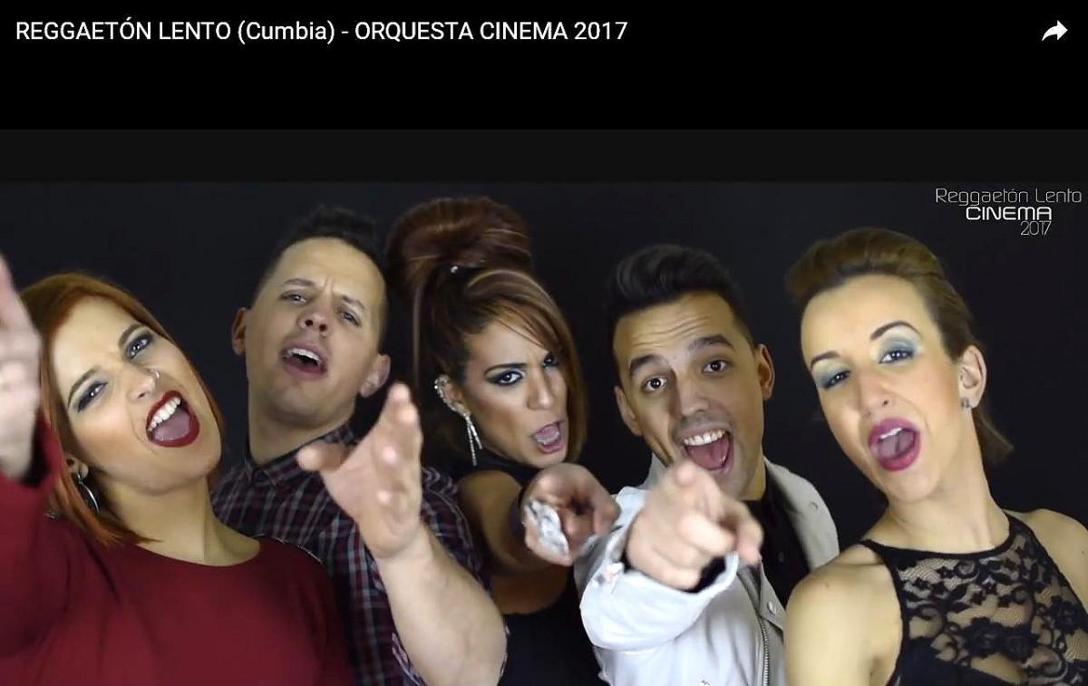 """César: """"El nuevo videoclip se centra en nuestros puntos fuertes: juventud, diversión y baile"""""""