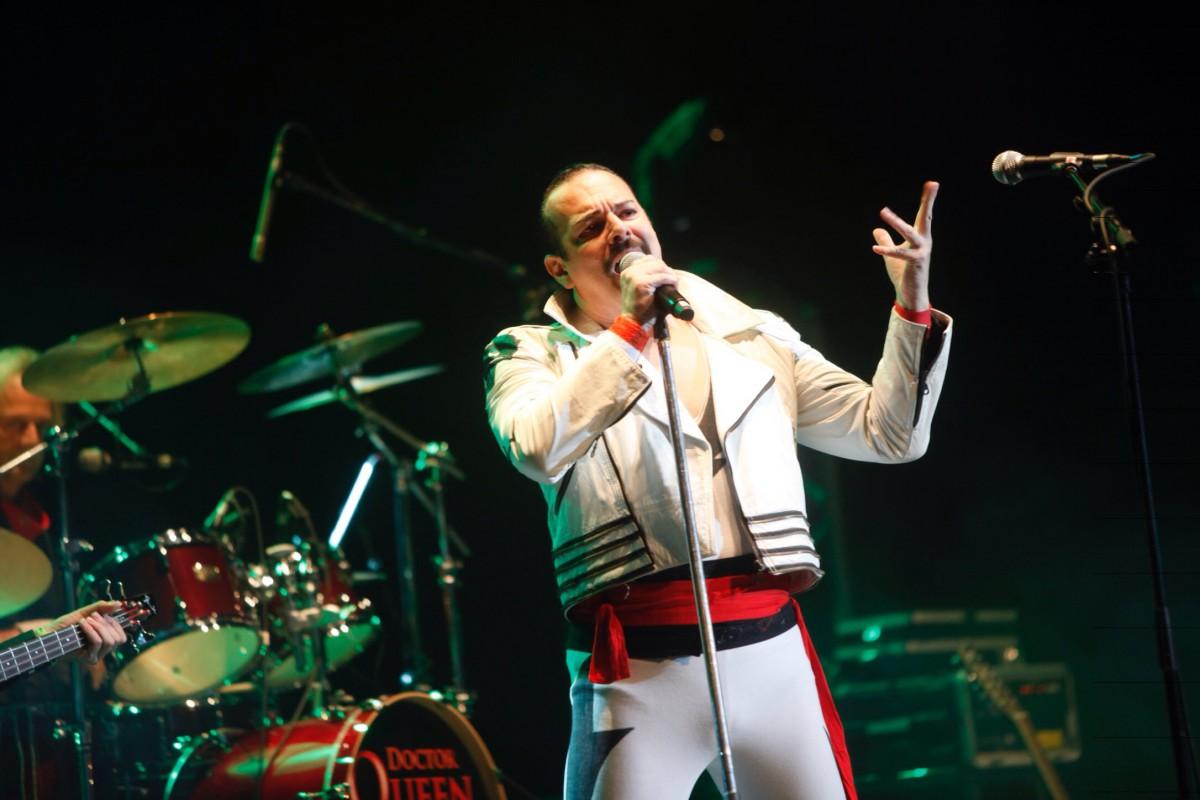 Doctor Queen y Coldday protagonizan el sábado el I Festival Tribute Band Show de Chanteclair