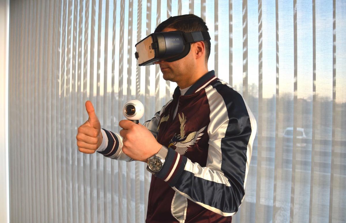 Olympus entra en otra dimensión al ofrecer a sus fans ver los conciertos desde el escenario vía realidad virtual