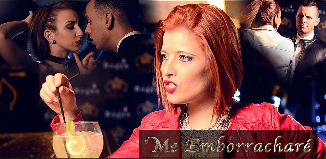 Silvia Blas (Cinema) la primera chica que versiona 'Me emborracharé', en un vídeo innovador