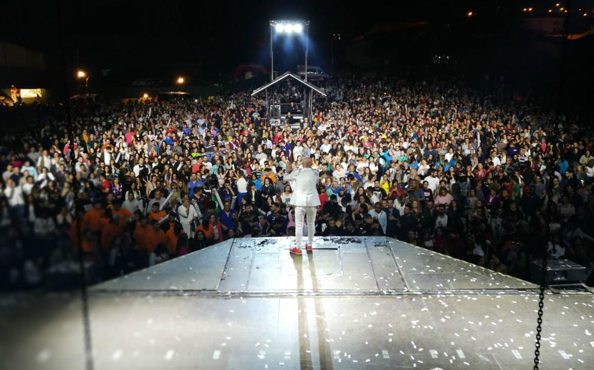 Panorama hace vibrar al público de Guadarrama y la Sierra de Madrid en un concierto histórico