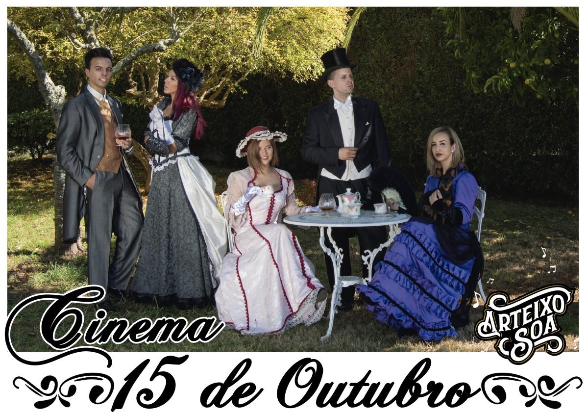 La Cinema más grande de su historia se despide el día 15 en Arteixo. Descubre los detalles… (Vídeo)