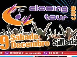 CLOSING TOUR 2017 2