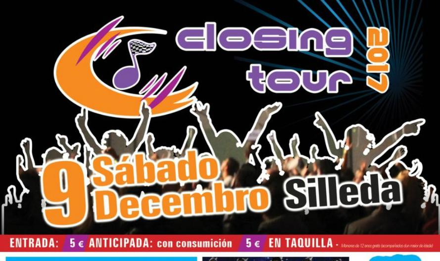 El Closing Tour inicia la venta de entradas para la actuación de Panorama, París y Marbella