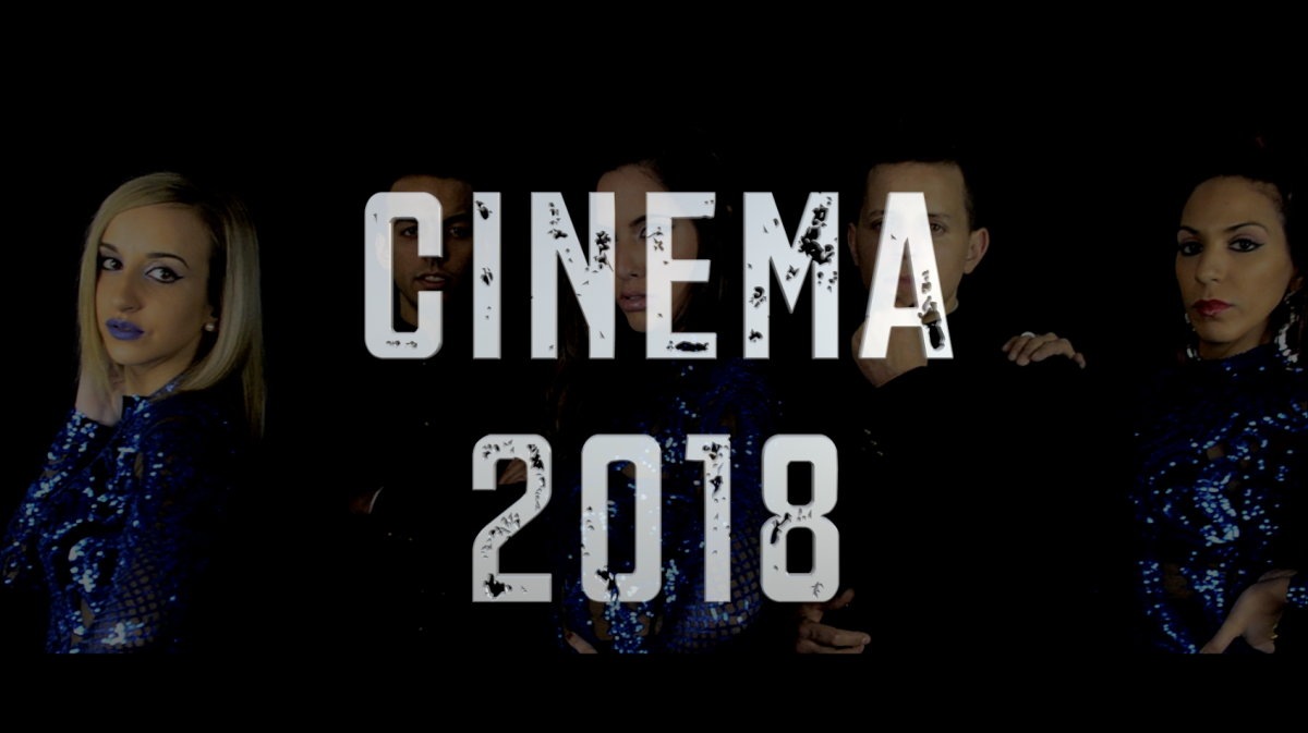 Os presentamos la delantera de Cinema 2018 y su nueva voz: Ganas, pasión y juventud…