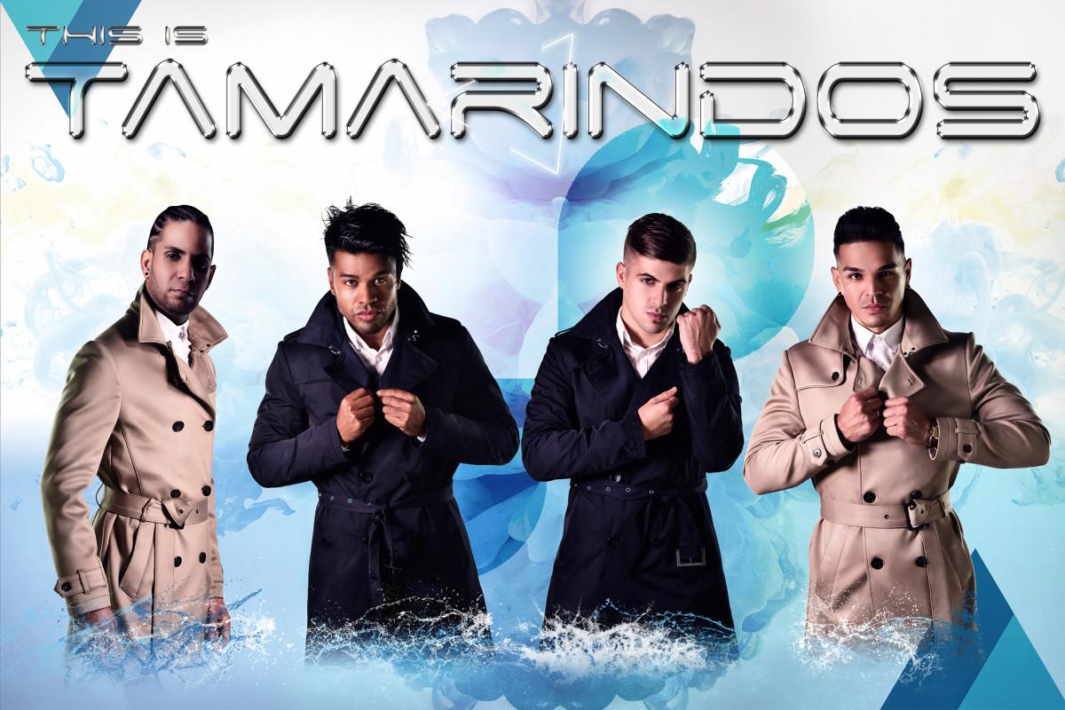 Tamarindos suma a dos artistas de lujo a su delantera, Rubens y Anthony, junto a Wladi y Unai