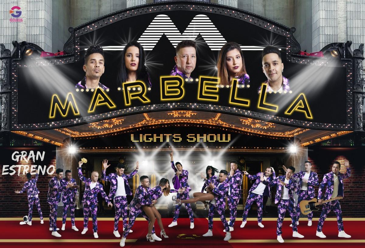 La Marbella del futuro, con un equipo artístico 'de cine', nos trae sus últimas novedades