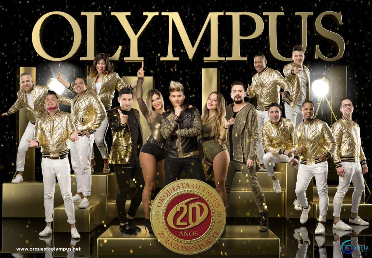 Olympus ampliará su escenario y celebrará un festival con todos los componentes de sus 20 años