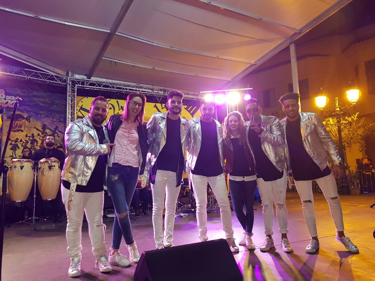 """""""Fue genial pasar el Carnaval con Furia Joven. Va a gustar mucho en Galicia"""""""