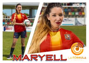CROMO MARYELL