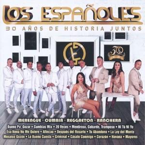 CD LOS ESPAÑOLES