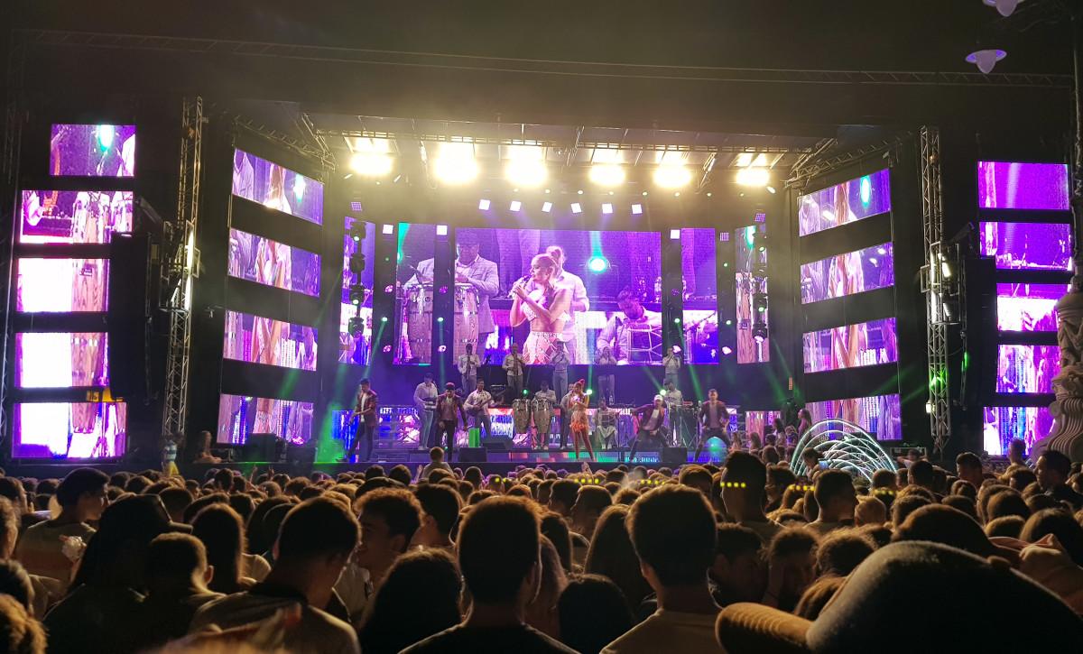 El Combo despide su exitoso Revolution Tour con sorpresas…