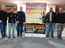 Presentacion Panorama Halloween Party - Foto 2