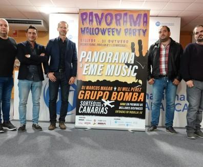 Presentacion Panorama Halloween Party - Foto 2