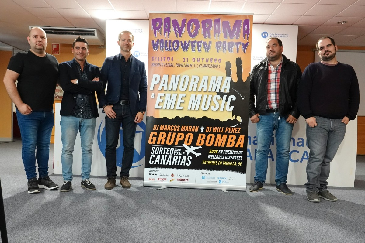 Panorama Halloween Party, evento de lujo el día 31