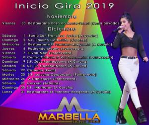 Inicio Gira 2019 Marbella
