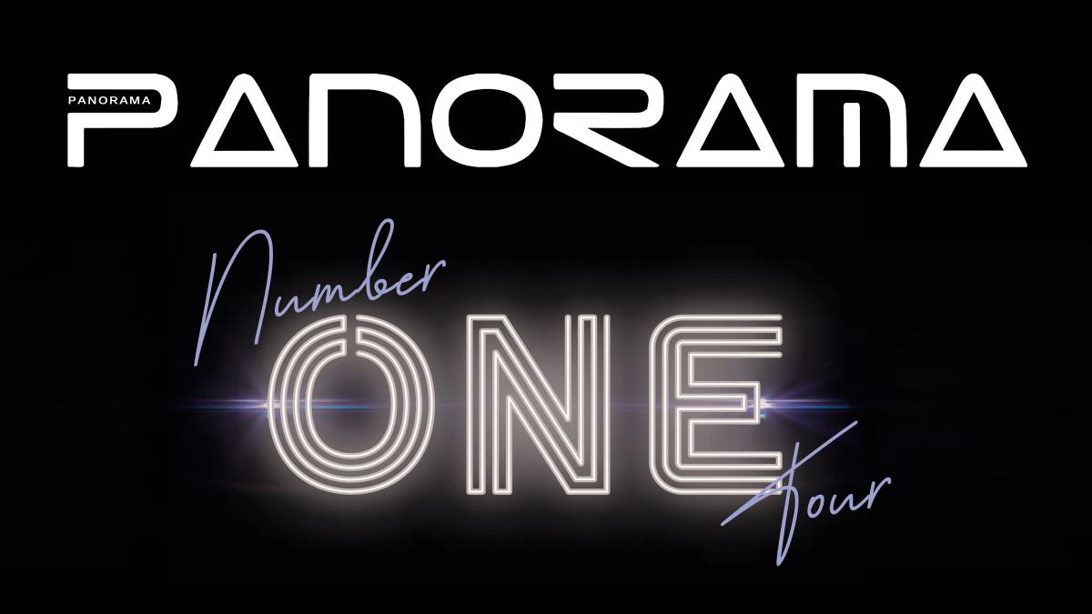Panorama inicia su Number One Tour. Las primeras fechas y muchas novedades