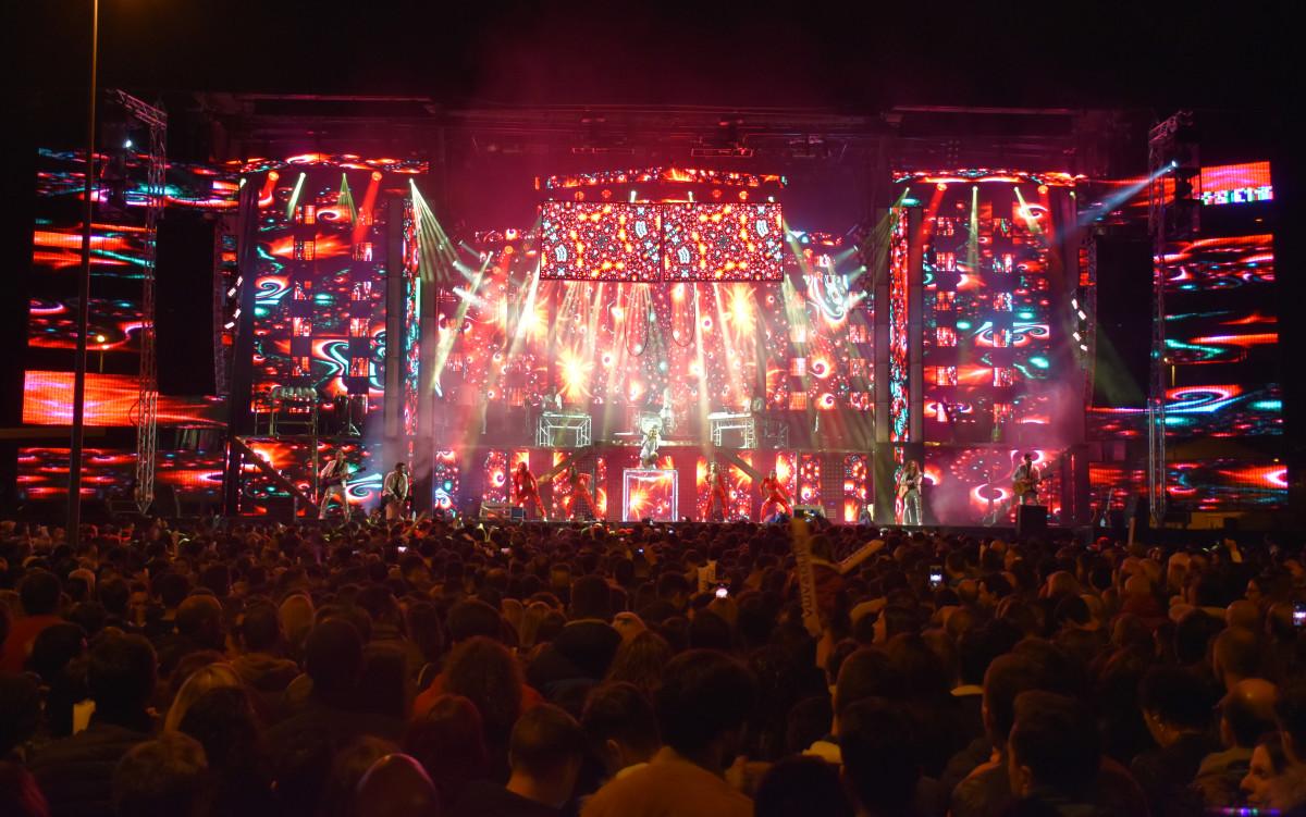 Panorama se estrena en Pontevedra, en La Festa da Ostra de Arcade
