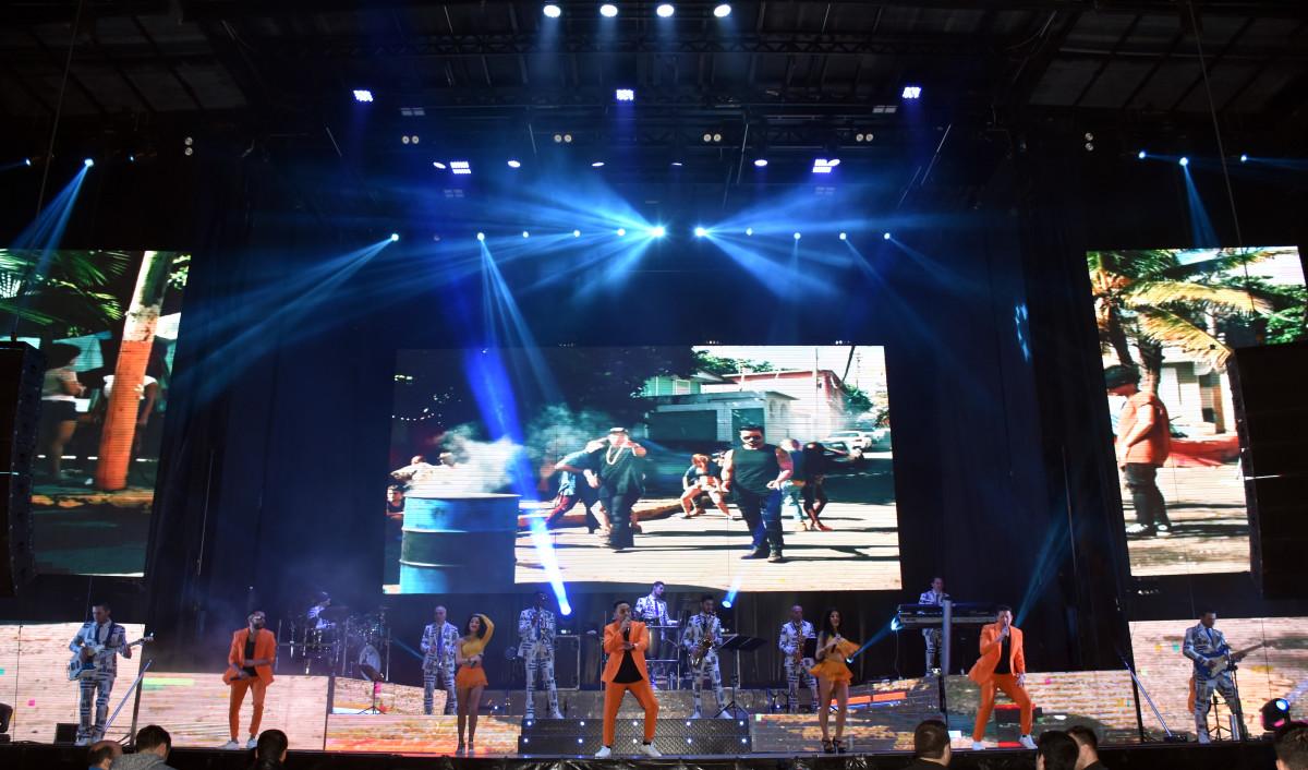 Marbella ultima un nuevo montaje que ampliará su escenario hasta los 26 metros