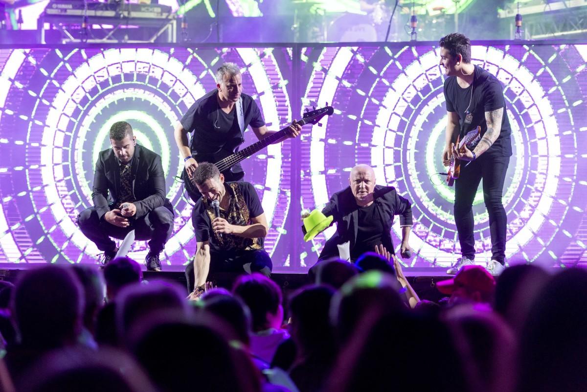 Panorama cierra su Number One Tour en Estilo, Queen y Chanteclair