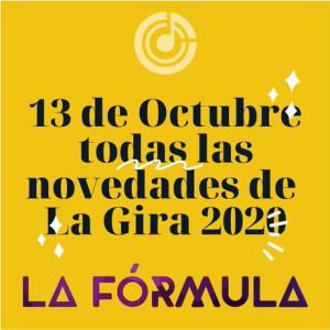 LA FORMULA 2020