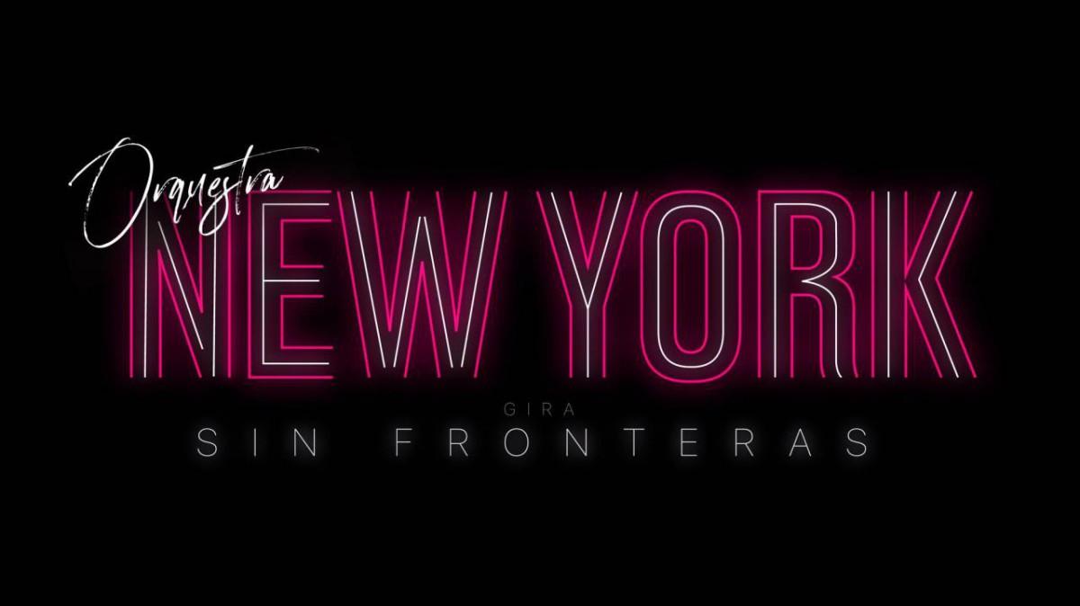 New York encara 2020 con una Gira Sin Fronteras. Aquí van todas las novedades