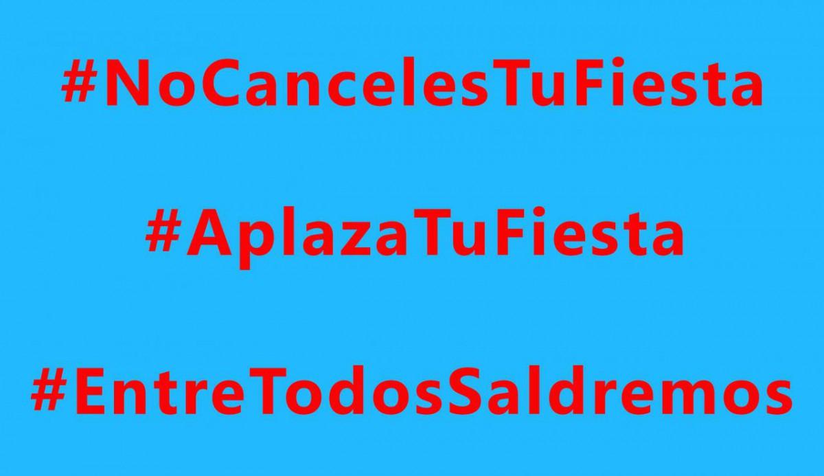 No canceles tu Fiesta. Aplázala para más adelante!!!
