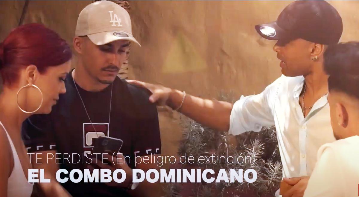 'Te Perdiste', el nuevo tema de El Combo Dominicano. Descúbrelo aquí