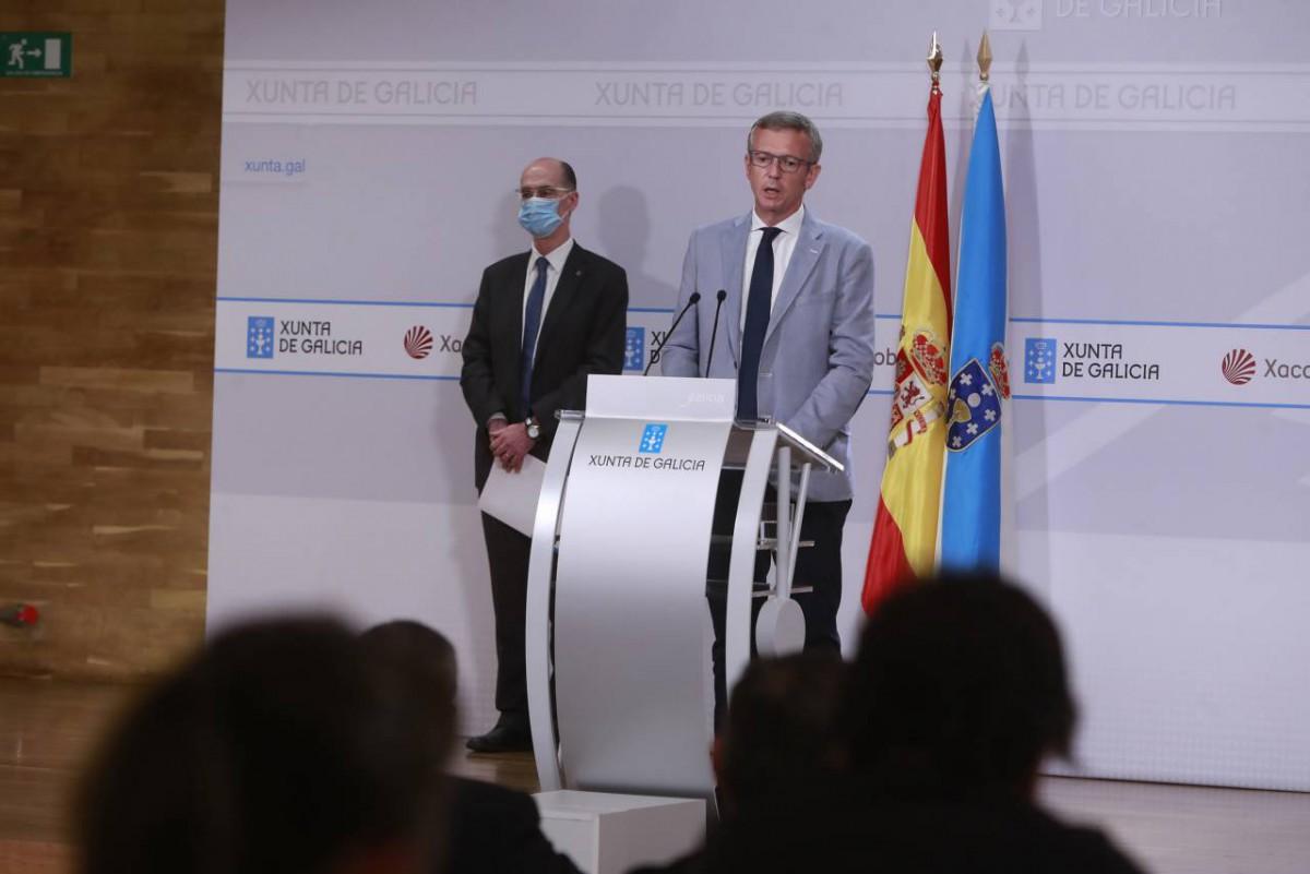 A Xunta de Galicia publica o protocolo das verbenas con aforos ata 2.000 persoas